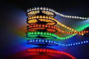 светодиодная лента - разные цвета - в наличии - от 900 тг Семей