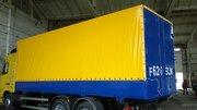 Тент на грузовой автотранспорт