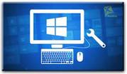 Установка Windows интернет недорого на дом 87013112493