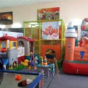 Оборудование для детской комнаты развлечений. Действующий бизнес.