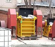 Дробилка щековая с приводом СМД-110 А-Р в сборе СМД-110.1049100000-50